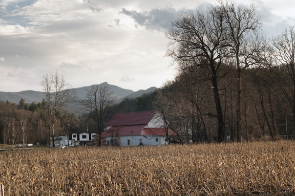 Valle Crucis blog