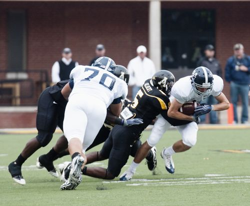 1st play tackle